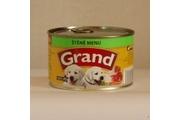 GRAND konz. štěně Menu