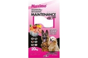 Delikan Dog Premium Maximo Maintenance