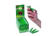 Kleště na klíšťata plast zelené KAR