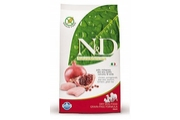 N&D Grain Free DOG Adult Mini Chicken&Pomegranate