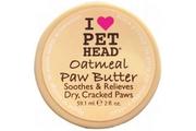 Máslo na tlapky Pet head s ovesnými vločkami