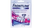 Frontline Spot-On pro psy L 1x2,68ml - fialový