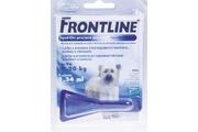 Frontline Spot-On pro psy M 1x1,34ml - modrý