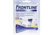 Frontline Spot-On pro psy S 1x0,67ml - žlutý