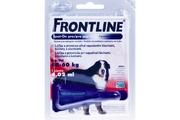 Frontline Spot-On pro psy XL 1x4,02ml - červený