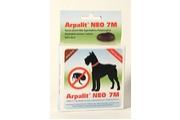 Arpalit Neo 7M obojek antiparazitární Hnědý 66cm pes
