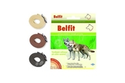 Belfit obojek antiparazitární Bezbarvý 66cm pes