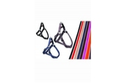 Postroj nylon ART Sportiv Plus - modrý