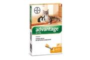 Advantage 40 10% 4x0,4ml (pro kočky do 4kg)