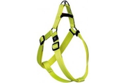 Postroj nylon ART Sportiv reflex 40-70cm / 25mm Žlutý