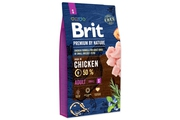 Brit Premium Dog by Nature Adult S (malá plemena 1-10kg)