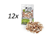 12x Calibra Joy Dog Mini Duck & Cod Sandwich 70g NEW