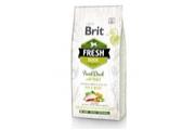 Brit Fresh Dog Duck & Millet Active Run & Work
