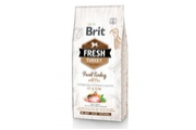 Brit Fresh Dog Turkey & Pea Light Fit & Slim