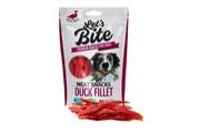 "Brit Let""s Bite Meat Snacks Duck Fillet 80g"
