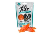"Brit Let""s Bite Meat Snacks Chicken Fillet 80g"