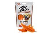 """Brit Let""""s Bite Chewbones Calcium & Chicken Fillet 80g"""
