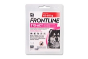 Frontline Tri-Act pro psy Spot-on XL (40-60 kg) - 1 pipetka