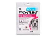 Frontline Tri-Act pro psy Spot-on M (10-20 kg) - 1 pipetka