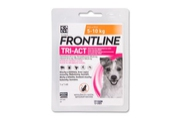 Frontline Tri-Act pro psy Spot-on S (5-10 kg) - 1 pipetka