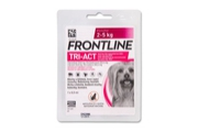 Frontline Tri-Act pro psy Spot-on XS (2-5 kg) - 1 pipetka