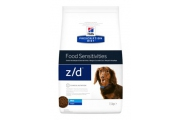 "Hill""s Can. Z/D Ultra Alergen Free Dry Mini 1,5kg"