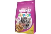 Whiskas Dry Junior s kuřecím masem